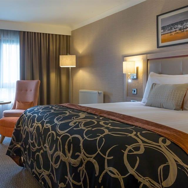 executive hotel room galway