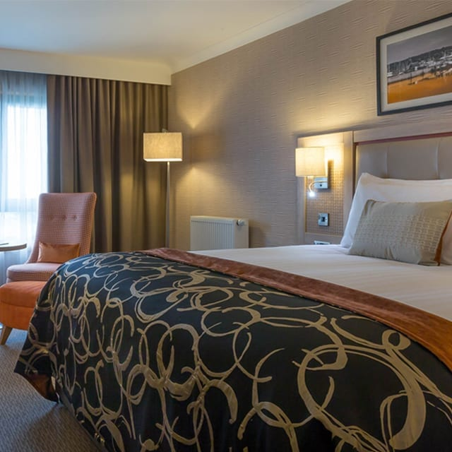 executive hotel room galway