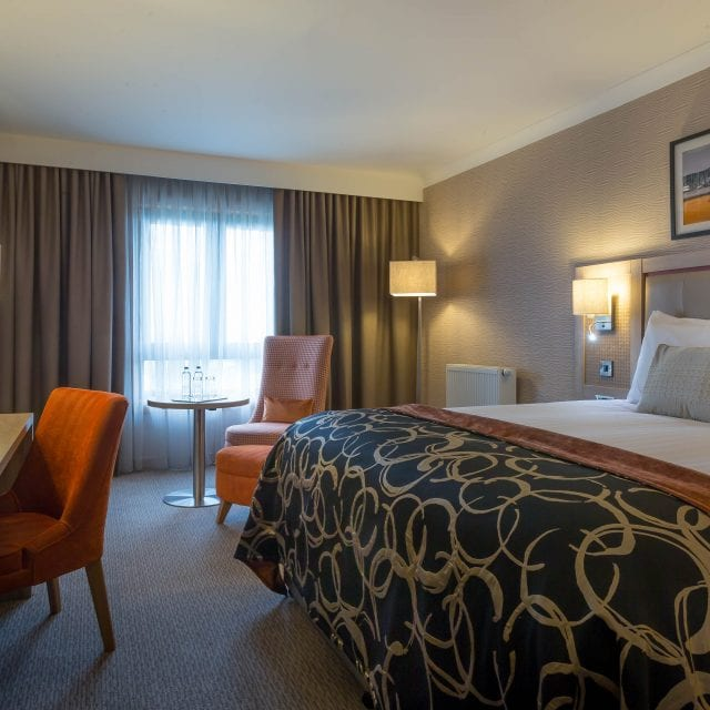 standard rooms at clayton hotel galway
