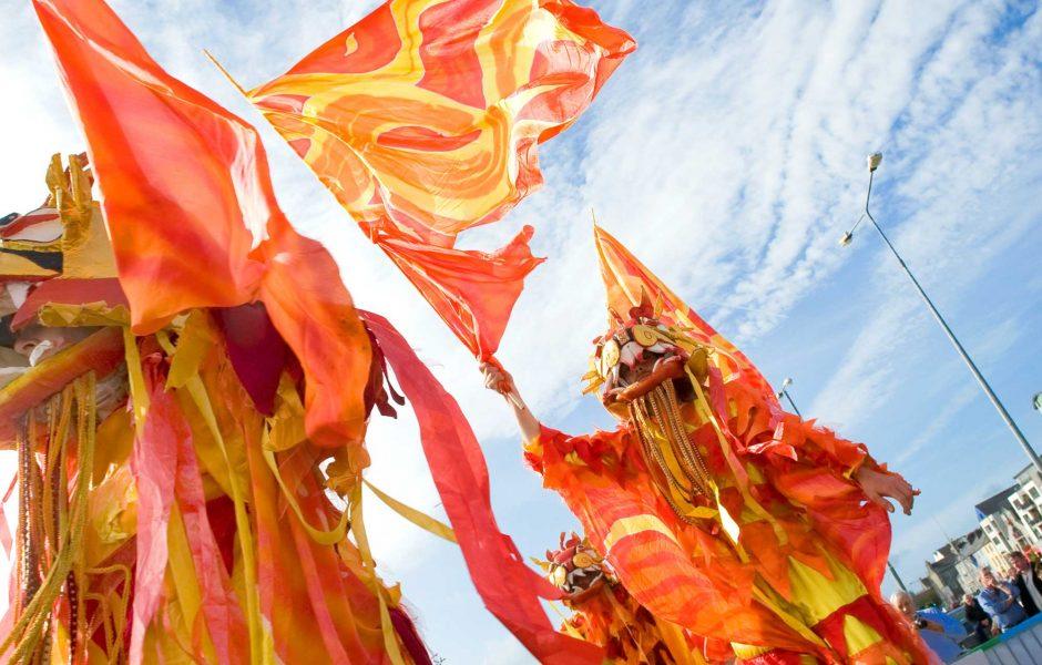 seafood festival parade