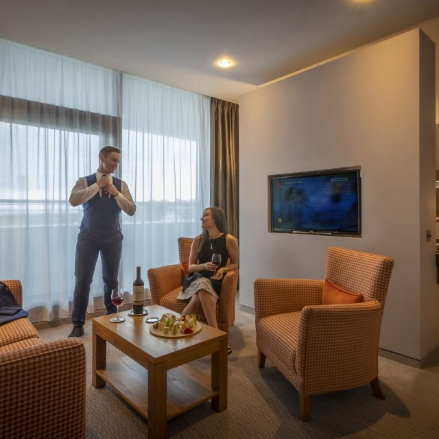 Executive Suite at Clayton Hotel Galway